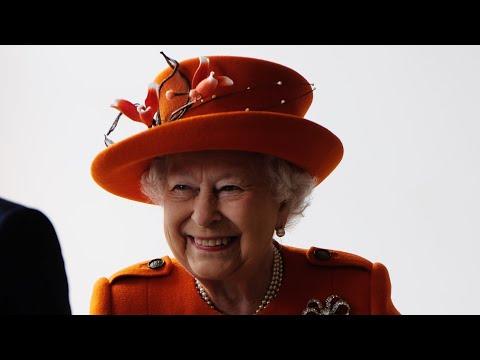 Queen Elizabeth II funny moments - Part 2