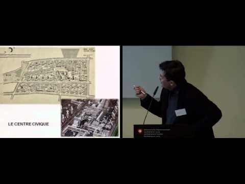 "Conference: The office as an interior. ""Architecture de bureaux of Bogotá"" by Andrés Avila"