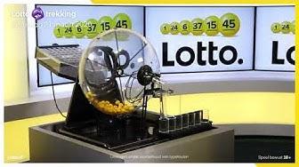 Lotto trekkingsuitslag 21 maart 2020