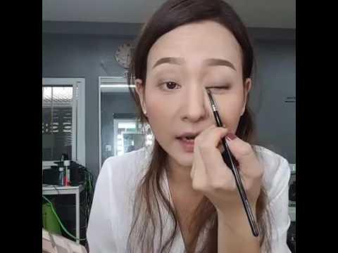 มาเขียนคิ้วจากพื้นที่โล่งๆกันเถอะ - Sophia Make up artist