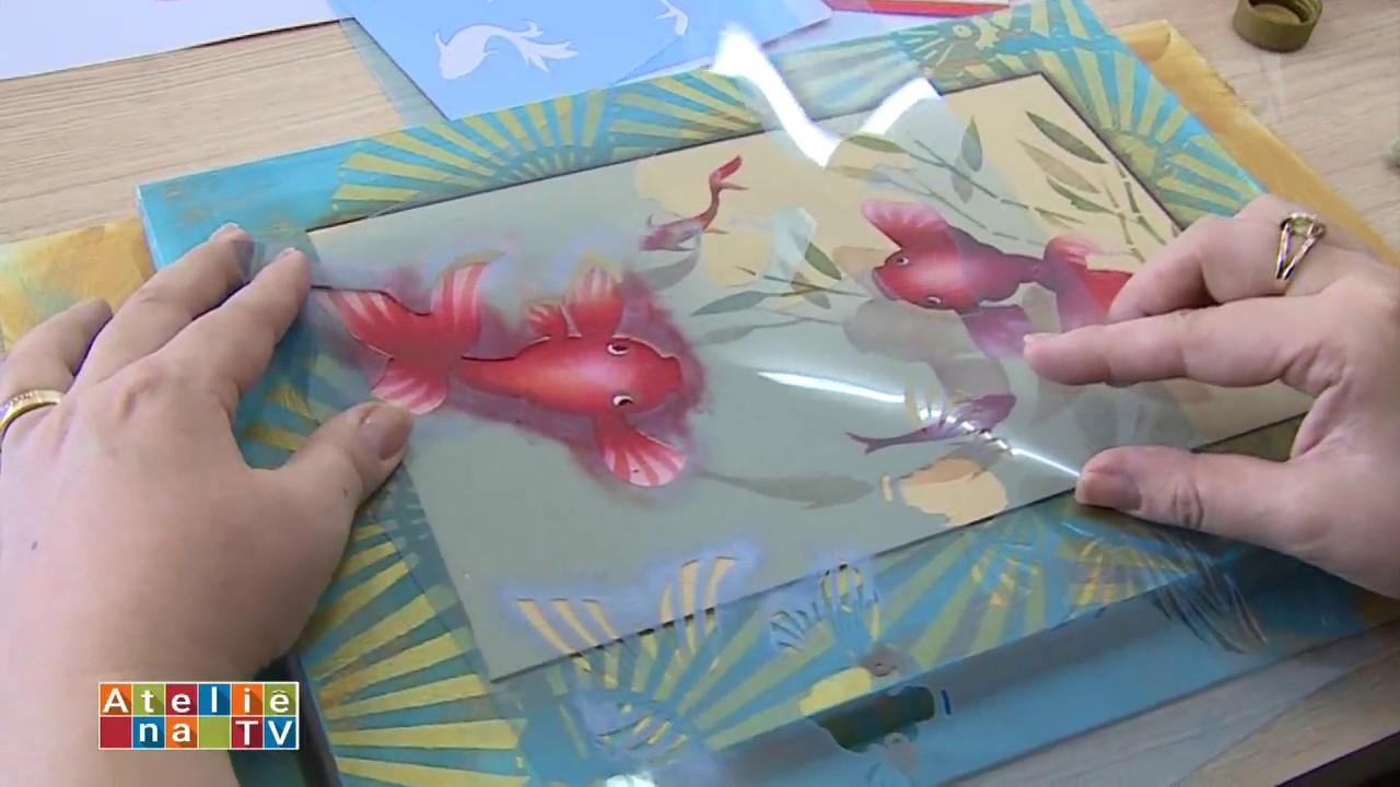Artesanato Com Madeira ~ Ateli u00ea na TV TV Gazeta 23 12 16 Mayumi Takushi YouTube