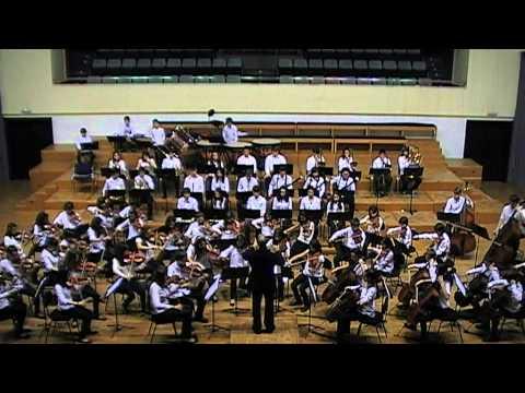 4ª Sinfonia Brahms (4º mov) Arr. Vernon F. Leidig