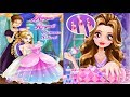 Magic Royal Princess School - Girl Dress Up Makeover, Hair Salon, Manicure, Makeup