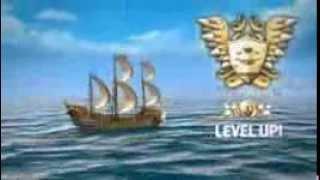 Pirate Storm - пиратская стратегия