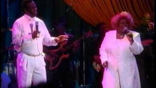 "ANN NESBY & AL GREEN ""Put It On Paper"" [LIVE]"