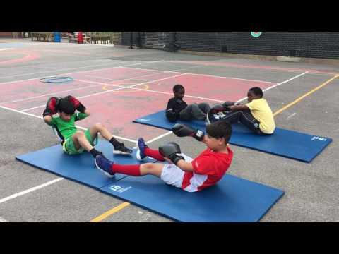 Malmesbury Primary School   Sports Day Promo