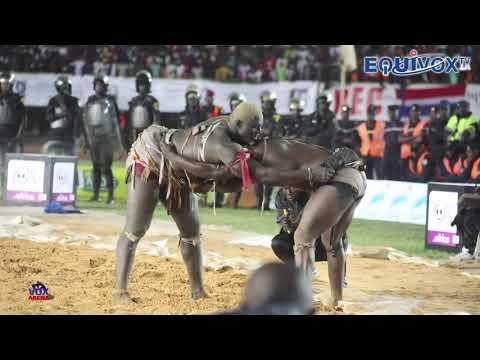 Bala GAYE vs Modou LO : UNE CHUTE INEDITE