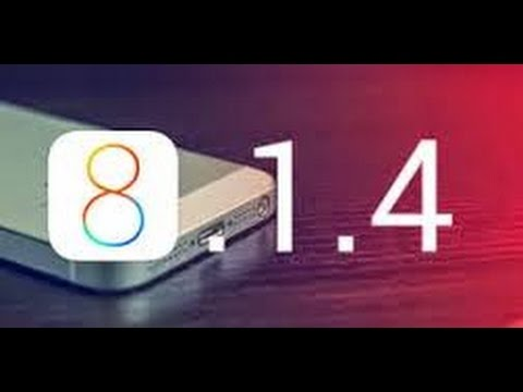 How To Jailbreak Ios 8.1.4 - YouTube