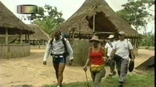 Valentina Quintero rio Caura con Akanan