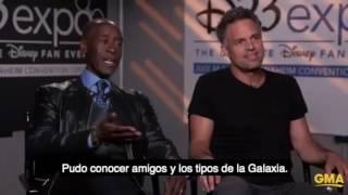Mark Ruffalo Revela El Final/Infinity war /Final revelado 100%real?