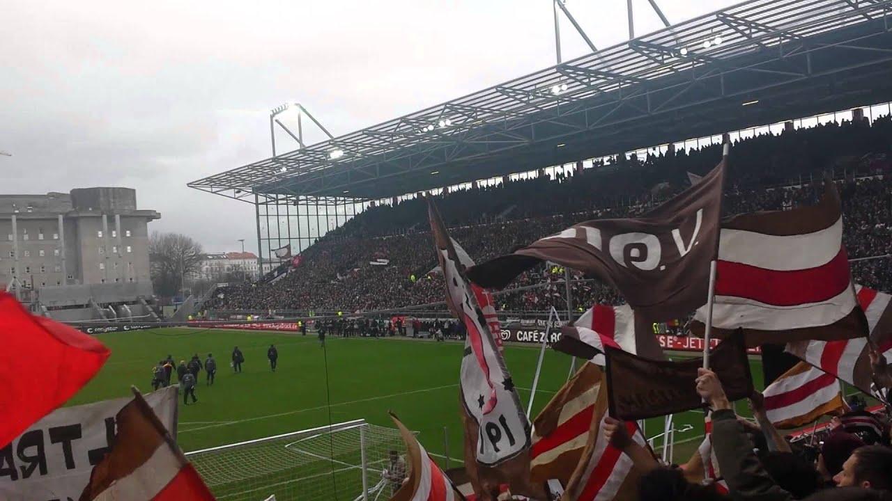 Aue St Pauli