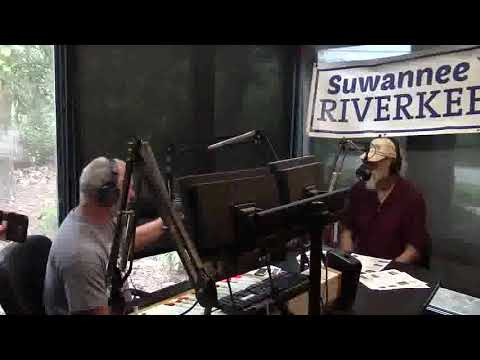 Stop litter: Bottle & can deposits --Suwannee Riverkeeper on Steve Nichols radio 2020-10-06