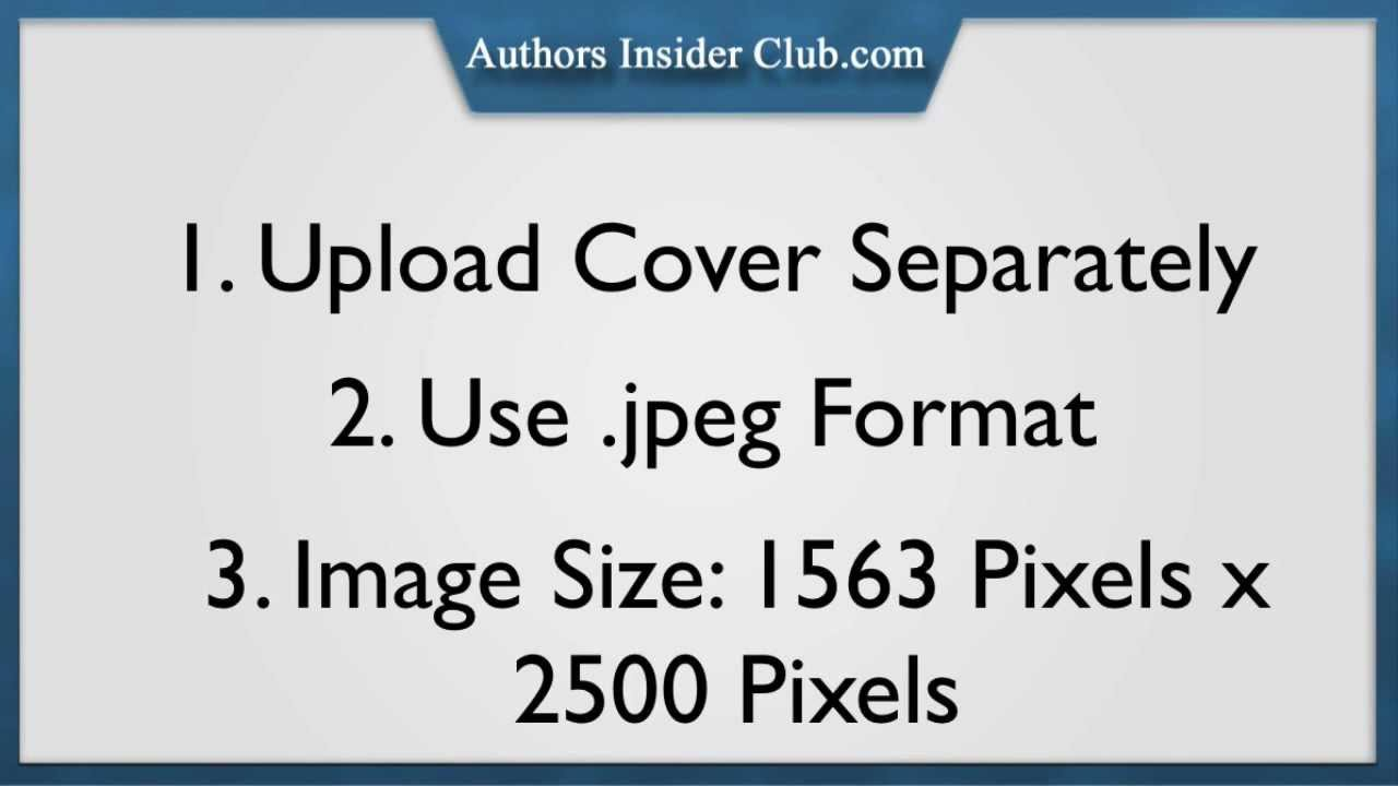 3 Keys To A Perfect Book Cover For The Kindle - Kindle Template