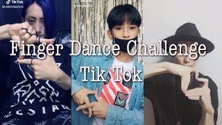 THE BEST TOP 17 FINGER DANCE MALE CHALLENGE TIK TOK