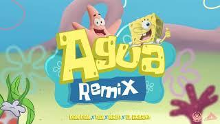 "DAM DAM X TBX X MALO X EL HABANO- AGUA ""PERREO SUCIO REMIX "" ESTRENO EN CANDELA MUSIC"