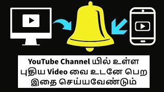 Enable Notification on Desktop & Mobile Device |Tamil Tech Ginger