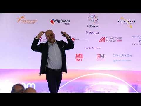 9th Infocom World Albania - Ketwan Makwana, Disruptor | Strategist | Mentor