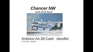 Antonov An-28 Cash  Build Vid