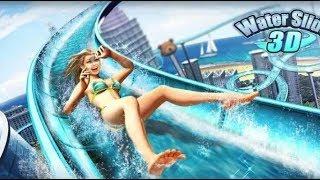 Water slide 3D/ Водные горки 3D