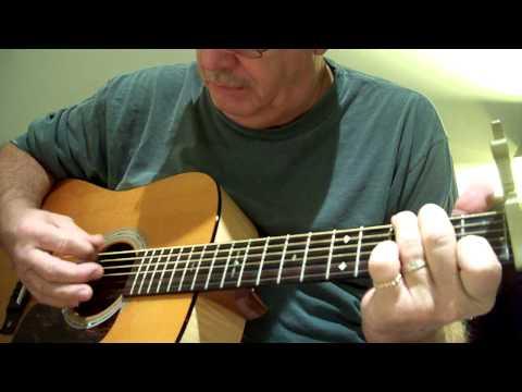 Jingle Bells Christmas Song Guitar Instrumental