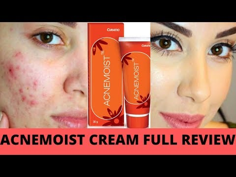 Acnemoist Cream Full Review Best Cream For Acne Prone Skin