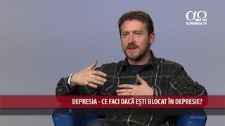 Ce faci daca esti blocat in depresie?
