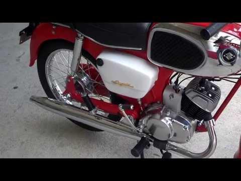 1964 Suzuki K10 For Sale 80cc (Running Video) Vintage Suzuki Motorcycle - Honda of Chattanooga