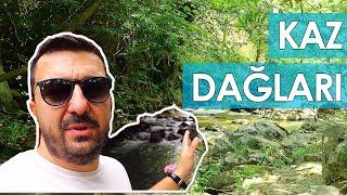 KAZ DAĞLARINDA YÜZMEK Kaz Dağları Gezisi Sabahattin Ali