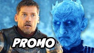 Game Of Thrones Season 8 Promo - Jaime Lannister, Cersei and Brienne Breakdown