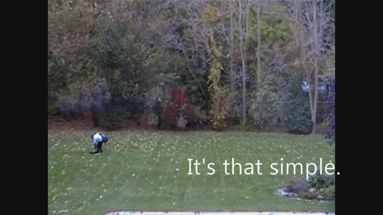practice golf in your backyard with the it youtube