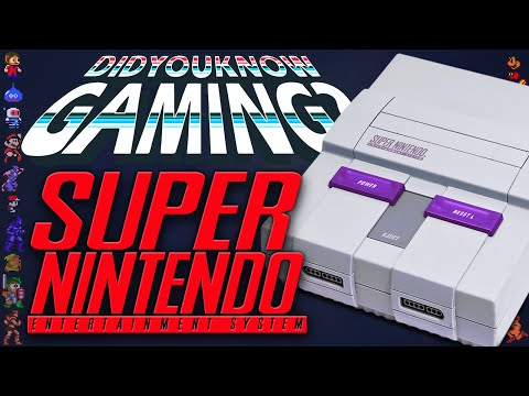 Super Nintendo (SNES) - Did You Know Gaming? Feat. ProJared