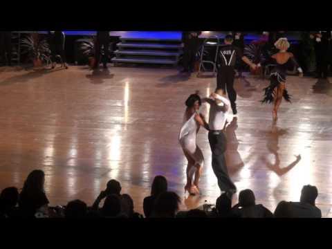 championnat de France Danses Latines Montelimar 2017  finale adultes