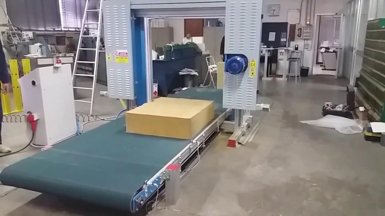 Tofw Fast Wire Horizontal Cutting Machine