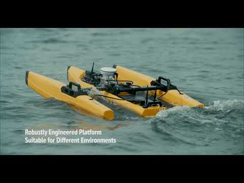 An Introduction to the new Teledyne Z-Boat 1250