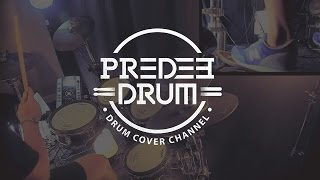 In the Shadows - The Rasmus (Electric Drum Cover) | PredeeDrum