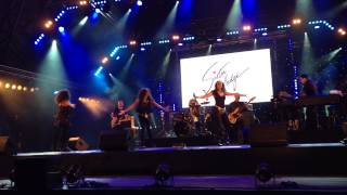"Sister Sledge - ""All American Girls"" - Live - Central Park, Newham - 14th August 2014"