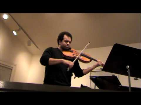 Bouree 1 and 2 Bach Suite No 3