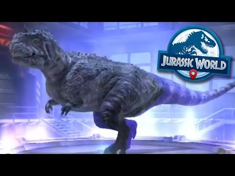 Download Youtube: Jurassic World Alive Gameplay!