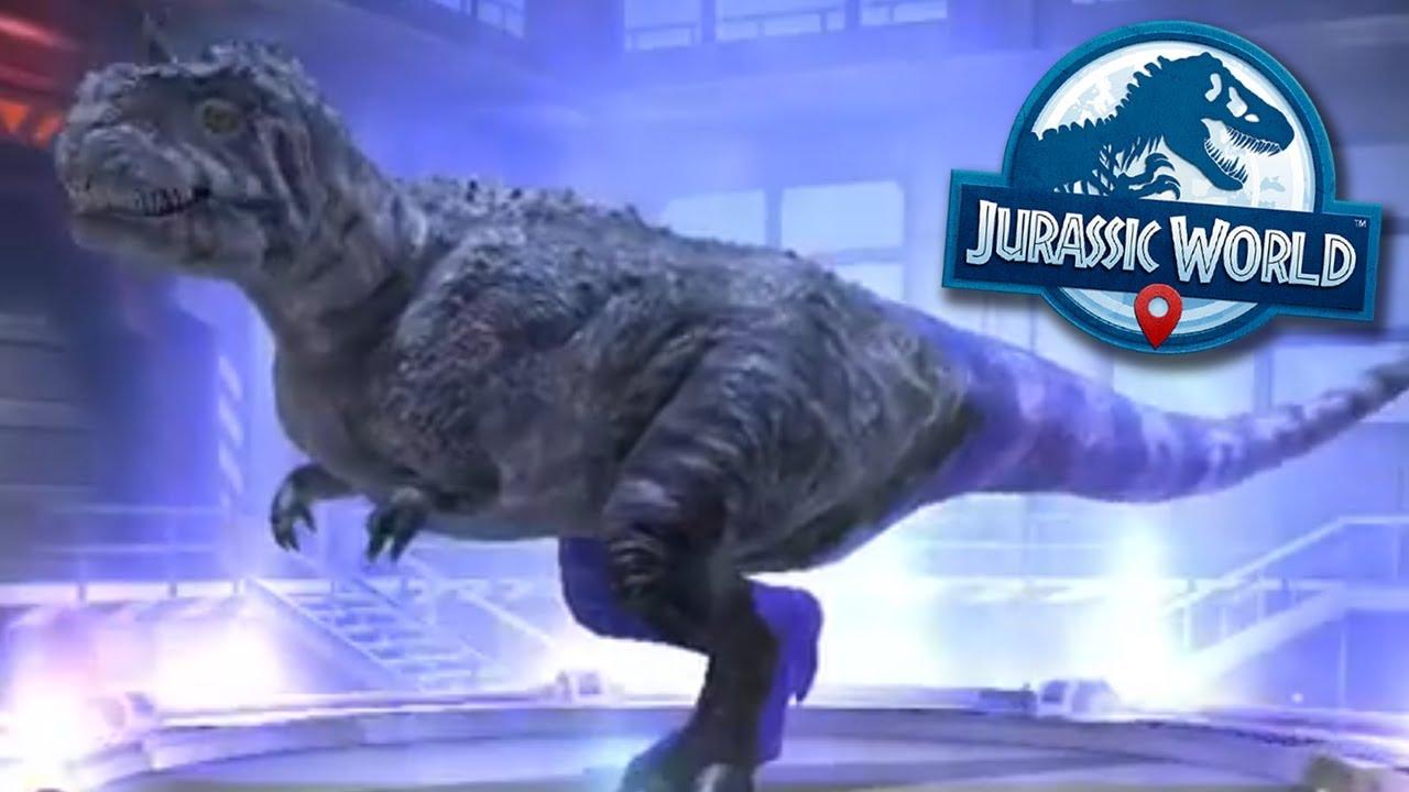 Jurassic World Alive Gameplay!