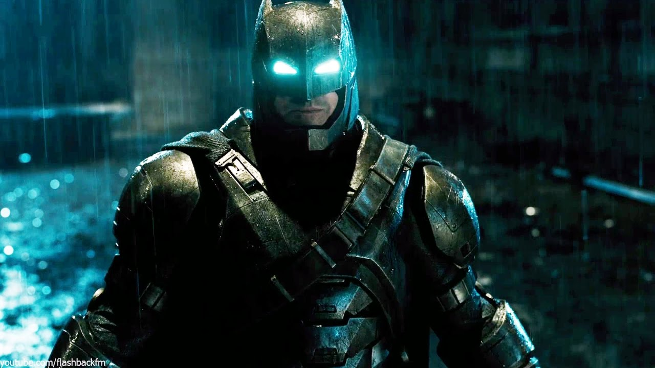Batsuit in BcS: Dawn of Justice