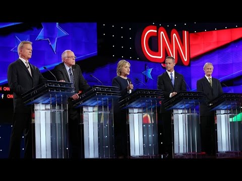 Democratic Debate 5 Lessons: Webb is Jessie Spano