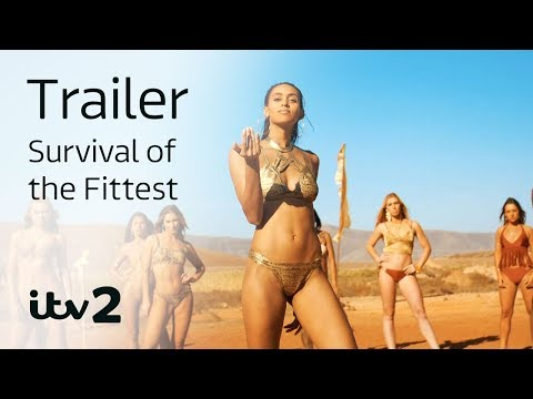 Survival of the Fittest   ITV2