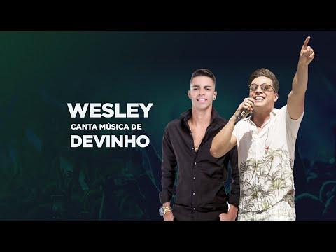 Wesley Safadão canta música de Devinho Novaes