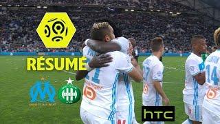 Olympique de marseille - as saint-etienne (4-0)  - résumé - (om - asse) / 2016-17