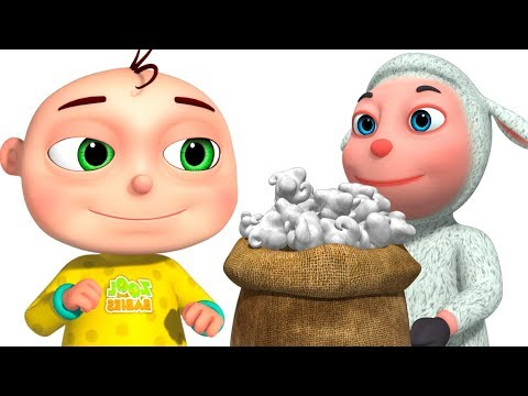 Baa Baa Black Sheep With Zool Babies| Nursery Rhymes Collection | Videogyan 3D Rhymes | For Kids
