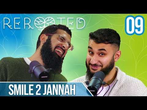 Reading, Marriage And Eating Clean | Smile2Jannah | ReRooted Ep 9