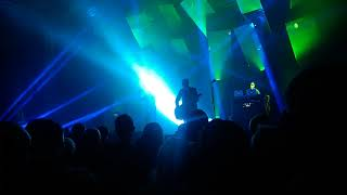 "The Sisters Of Mercy ""Flood II"" - live in Dresden 17.09.2017"