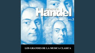 Concerto Grosso in A Major, HWV 329: I. Andante - Larghetto e staccato
