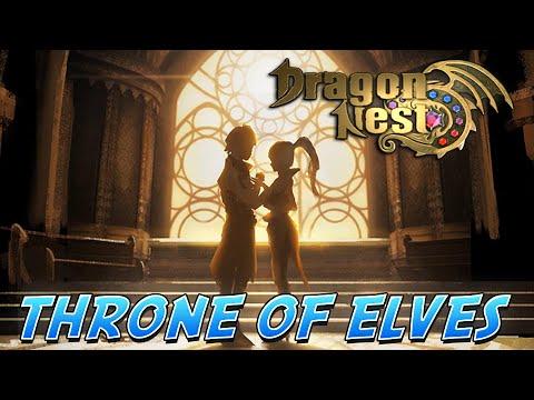 Dragon Nest Throne Of Elves Movie Trailer 1 Youtube