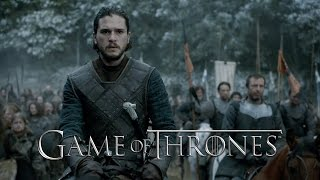 Game of Thrones - Battle of the Bastards Credits Music (6x09)